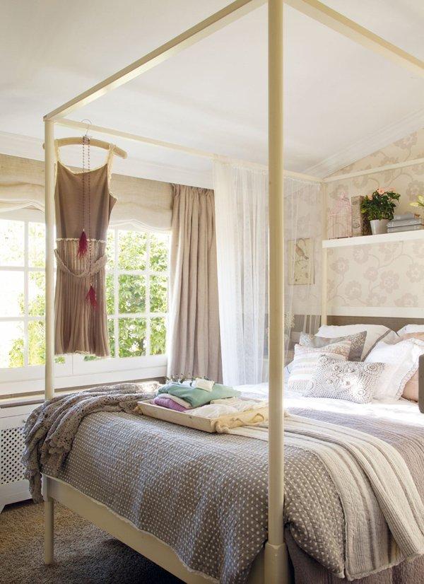 Фотография: Спальня в стиле , Интерьер комнат, Проект недели, 8 марта – фото на INMYROOM