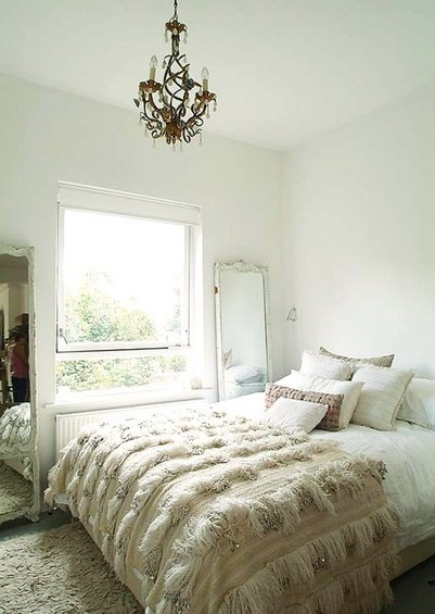 Фотография: Спальня в стиле Прованс и Кантри, Декор интерьера, Дом, Декор дома, Цвет в интерьере – фото на InMyRoom.ru
