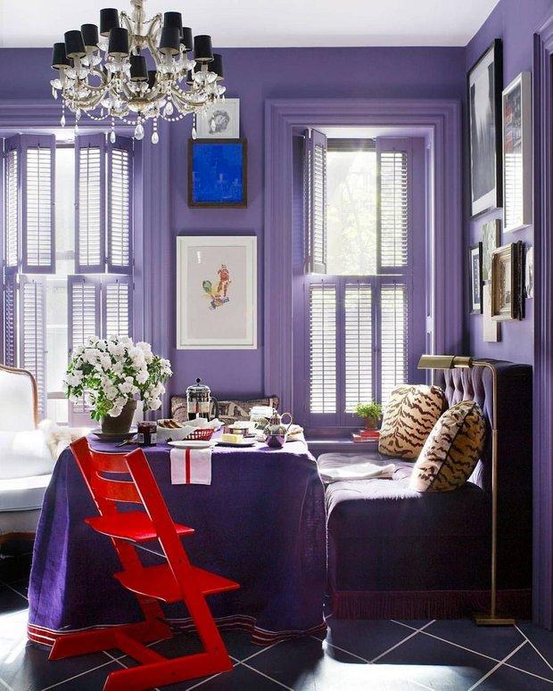 Фотография: Кухня и столовая в стиле Эклектика, Советы, Вероника Ковалева, Artbaza.Studio – фото на INMYROOM