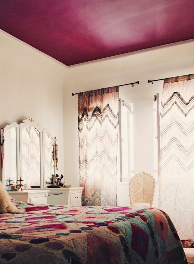Фотография: Спальня в стиле Прованс и Кантри, Восточный, Квартира, Советы, Ремонт на практике, Хрущевка – фото на INMYROOM