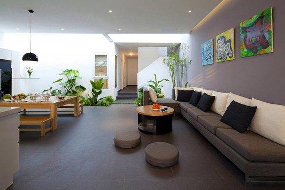 Фотография: Гостиная в стиле Современный, Эко, Декор интерьера, Дом, Дома и квартиры – фото на INMYROOM