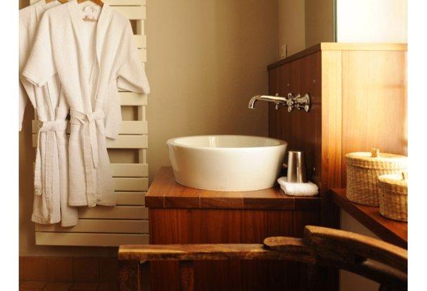 Фотография: Ванная в стиле Прованс и Кантри, Современный, Интерьер комнат, Прованс, Ванна – фото на INMYROOM