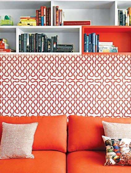 Фотография: Декор в стиле Скандинавский, Современный, Декор интерьера, Дизайн интерьера, Цвет в интерьере, Оранжевый – фото на INMYROOM
