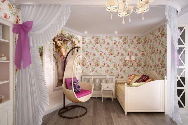 Фотография: Детская в стиле Прованс и Кантри, Декор интерьера, Квартира, Дом, Декор – фото на InMyRoom.ru