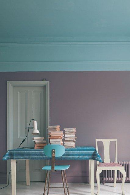 Фотография: Мебель и свет в стиле Современный, Декор интерьера, Дизайн интерьера, Цвет в интерьере, Краска – фото на INMYROOM