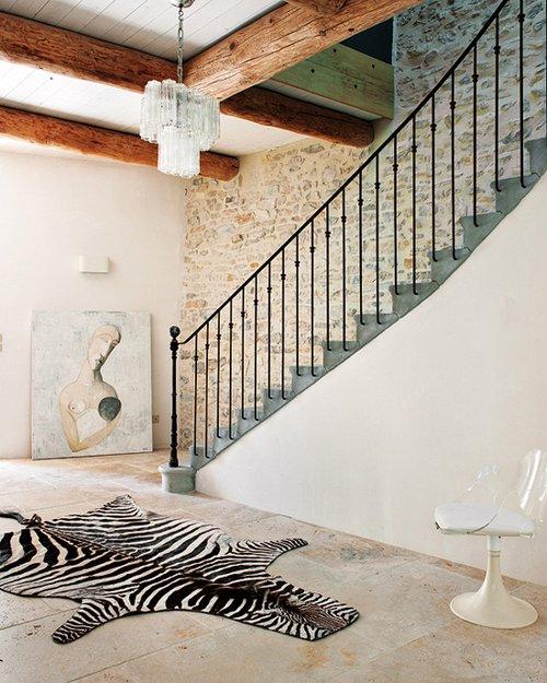 Фотография: Прихожая в стиле Эклектика, Декор интерьера, Дом, Франция, Дома и квартиры – фото на INMYROOM