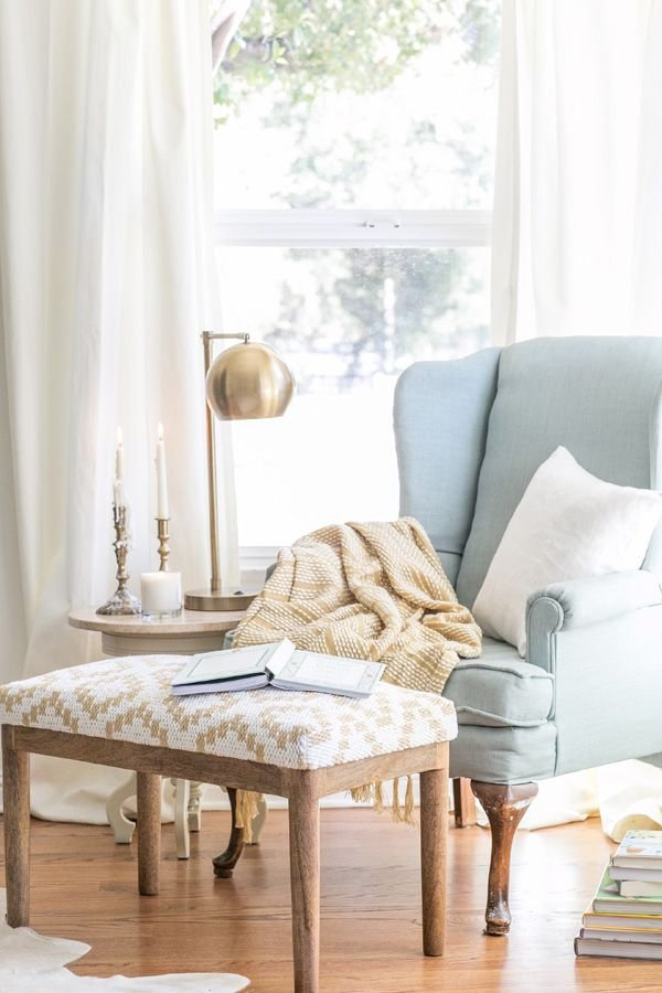 Фотография: Мебель и свет в стиле Прованс и Кантри, Декор интерьера, Цвет в интерьере, Советы – фото на INMYROOM