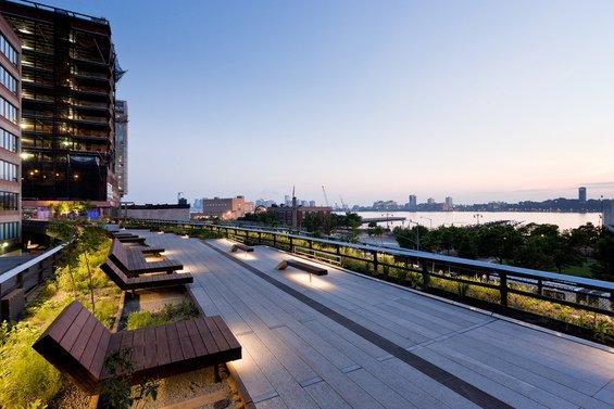Фотография: Терраса в стиле Современный, Эко, Дома и квартиры, Городские места, Нью-Йорк – фото на INMYROOM