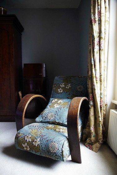 Фотография: Спальня в стиле Прованс и Кантри, Дом, Дома и квартиры, Лондон – фото на InMyRoom.ru