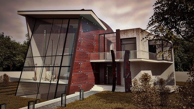 Фотография:  в стиле , Дом, Дома и квартиры, Архитектурные объекты – фото на INMYROOM