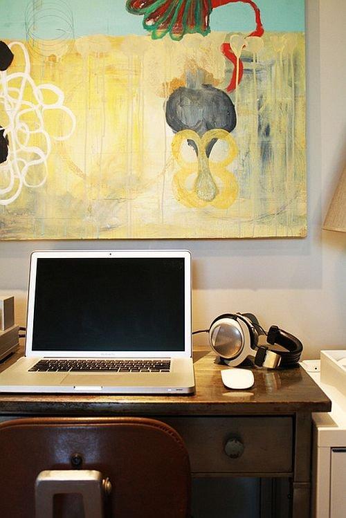 Фотография: Офис в стиле , Декор интерьера, Декор дома, Картины, Современное искусство – фото на INMYROOM