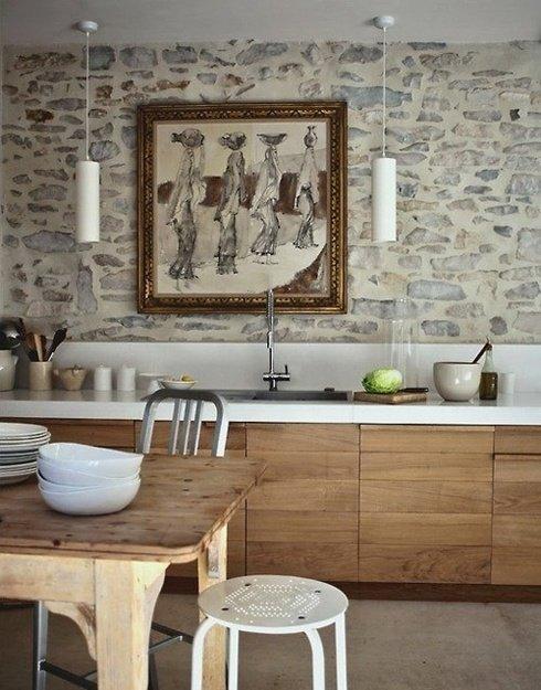 Фотография: Кухня и столовая в стиле Лофт, Эко, Декор интерьера, Декор дома – фото на INMYROOM