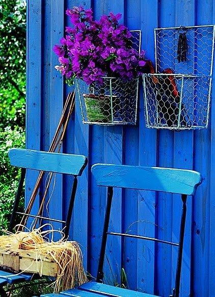 Фотография: Ландшафт в стиле , Стиль жизни, Дача – фото на InMyRoom.ru