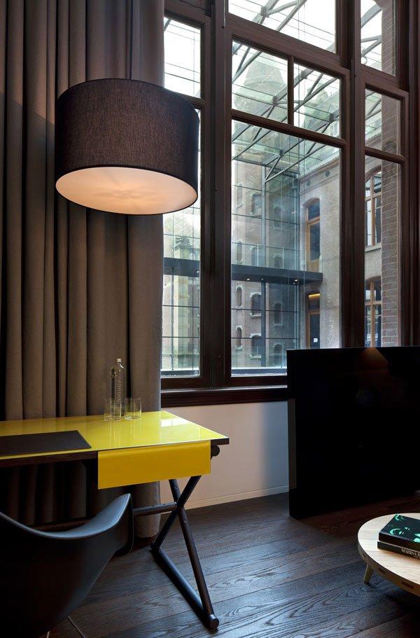 Фотография: Офис в стиле Современный, Квартира, Дома и квартиры, Международная Школа Дизайна – фото на INMYROOM