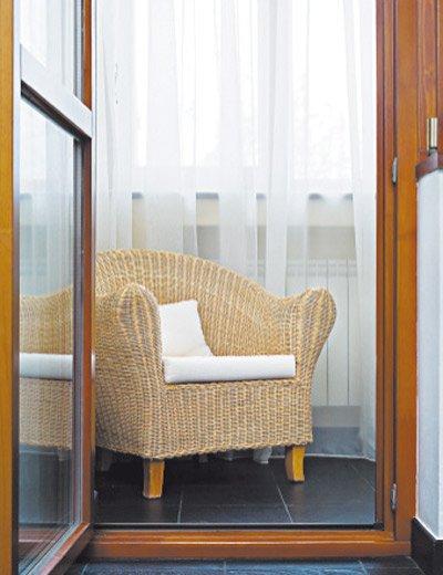 Фотография: Балкон в стиле Современный, Ремонт на практике, как утеплить балкон – фото на INMYROOM