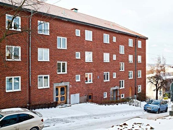 Фотография:  в стиле , Малогабаритная квартира, Квартира, Швеция, Дома и квартиры – фото на INMYROOM