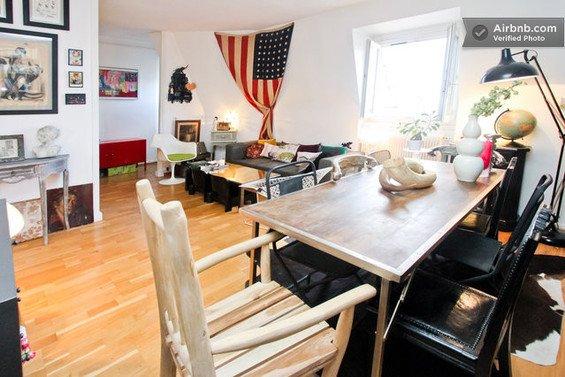 Фотография: Планировки в стиле , Декор интерьера, Малогабаритная квартира, Квартира, Дома и квартиры, Airbnb – фото на INMYROOM