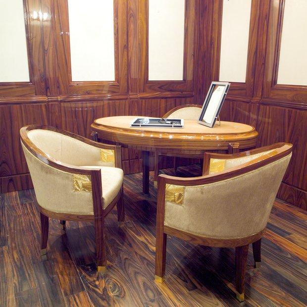Фотография: Кухня и столовая в стиле Классический, Современный, Декор интерьера, Мебель и свет, Марат Ка – фото на INMYROOM