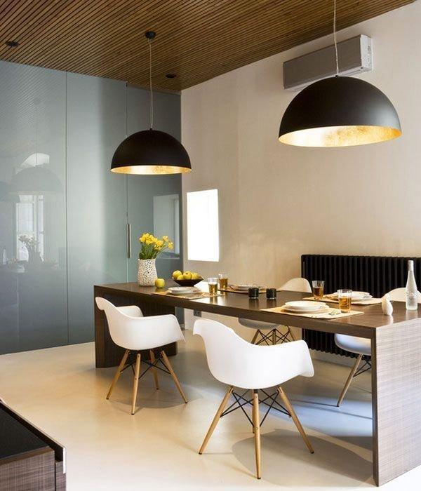 Фотография:  в стиле , Мебель и свет, Советы, освещение в квартире, свет в комнате, Romanoff & Wood, сценарии освещения, как выбрать светильник для комнаты – фото на INMYROOM