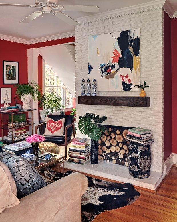 Фотография: Декор в стиле Современный, Эклектика, Декор интерьера, DIY, Текстиль – фото на INMYROOM