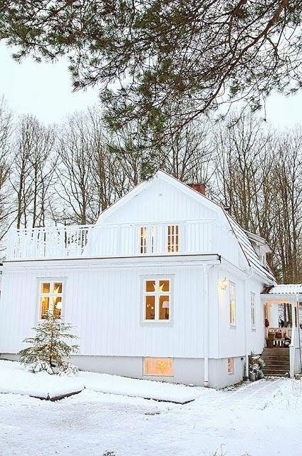 Фотография: Архитектура в стиле , Современный, Дом, Дома и квартиры, Архитектурные объекты – фото на INMYROOM