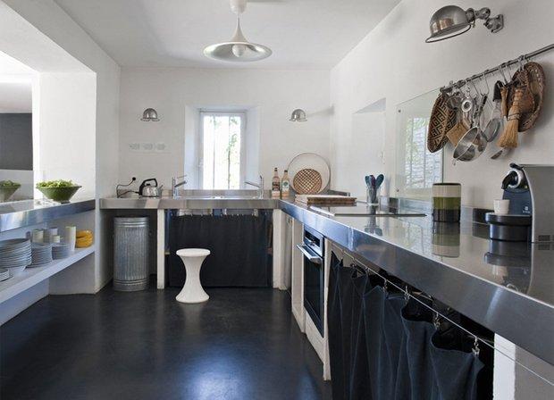 Фотография: Кухня и столовая в стиле Прованс и Кантри, Современный, Декор интерьера, Квартира, Дома и квартиры – фото на INMYROOM