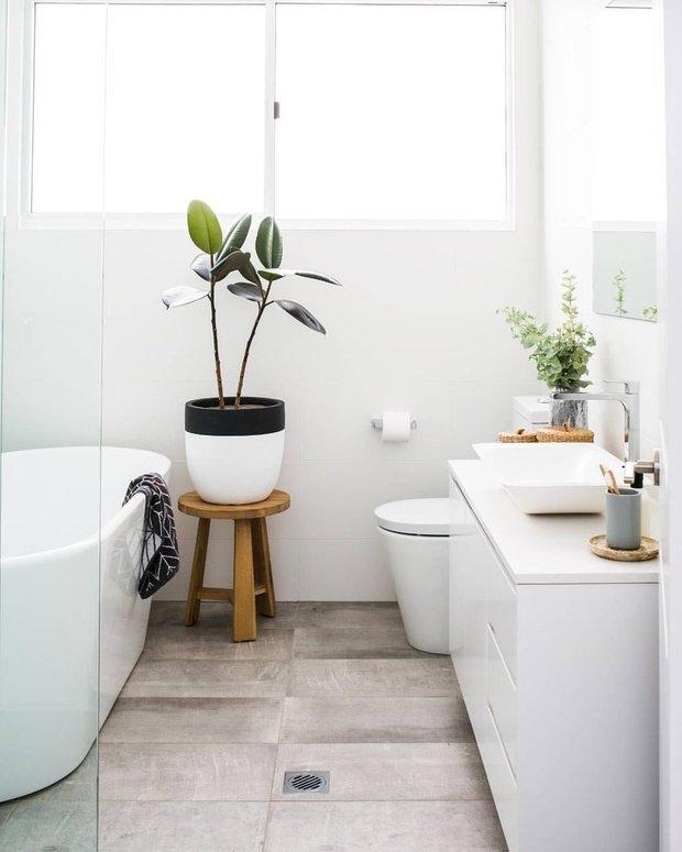Фотография: Ванная в стиле Современный, Советы, уборка, уборка квартиры – фото на INMYROOM