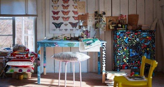 Фотография: Прочее в стиле , Скандинавский, Декор интерьера, Дизайн интерьера, Цвет в интерьере – фото на InMyRoom.ru