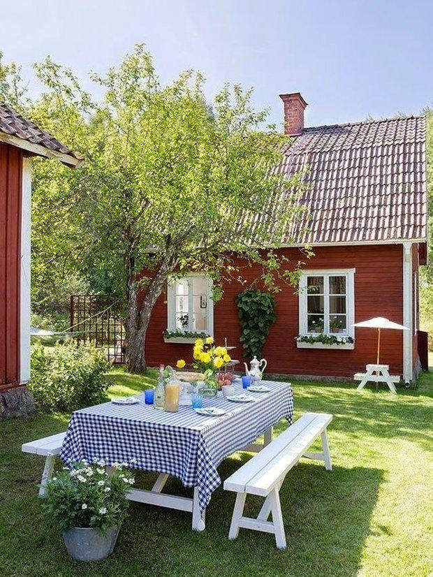 Фотография:  в стиле , Ландшафт, Гид, Дом и дача – фото на InMyRoom.ru