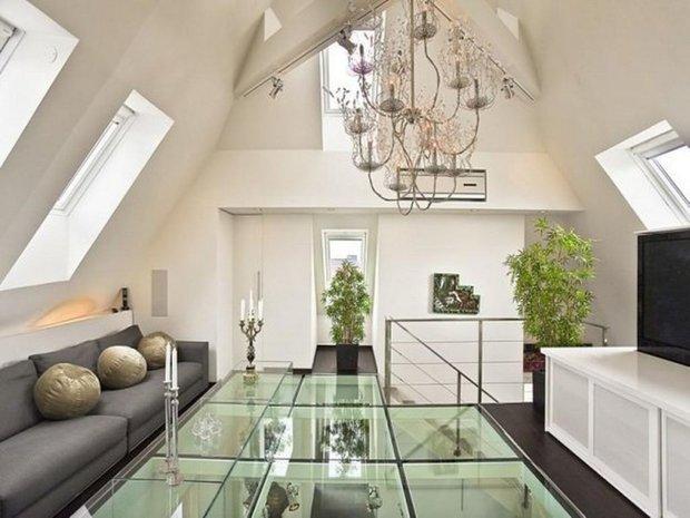 Фотография:  в стиле Лофт, Дом, Дома и квартиры – фото на INMYROOM