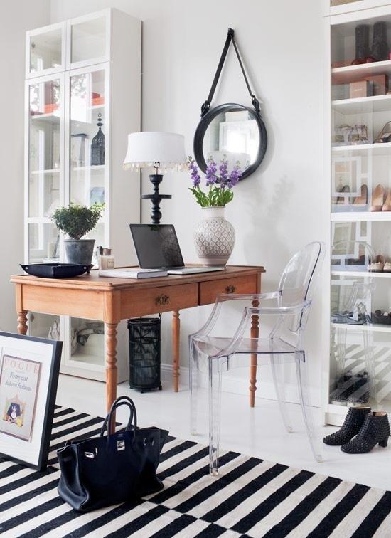 Фотография: Мебель и свет в стиле Эклектика, Декор интерьера – фото на INMYROOM