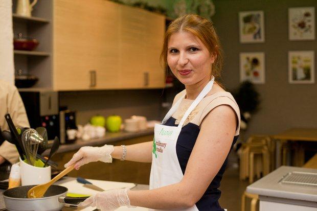 Фотография: Прочее в стиле , Еда, Индустрия, События, Кулинарная студия Clever, Кулинария, Марко Працолли, Олег Сотников – фото на InMyRoom.ru