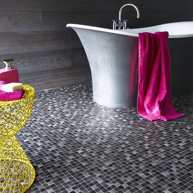 Фотография: Ванная в стиле Современный, Восточный, Интерьер комнат – фото на INMYROOM