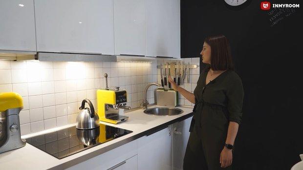 Фотография:  в стиле , Кухня и столовая, Советы, бюджетный ремонт, грамотное хранение на кухне – фото на INMYROOM