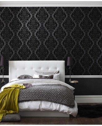 Фотография: Спальня в стиле Классический, Современный, Интерьер комнат, Кровать, Гардероб, Комод, Пуф, Табурет – фото на INMYROOM
