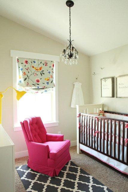 Фотография: Детская в стиле Современный, Интерьер комнат, Цвет в интерьере, Проект недели – фото на InMyRoom.ru