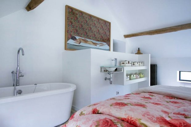 Фотография: Ванная в стиле Прованс и Кантри, Декор интерьера, Дом, Дома и квартиры, Проект недели – фото на INMYROOM