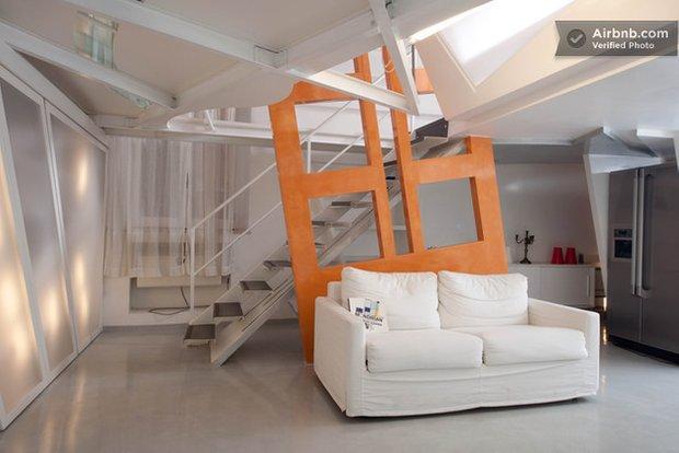 Фотография: Гостиная в стиле Прованс и Кантри, Airbnb – фото на INMYROOM
