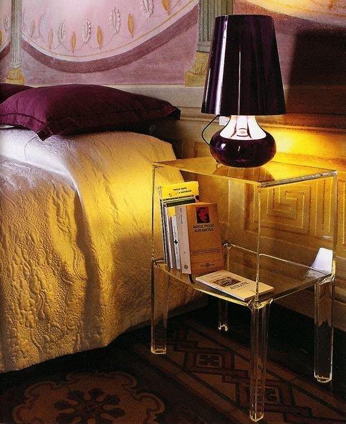 Фотография: Спальня в стиле Эклектика, Декор интерьера, Мебель и свет – фото на INMYROOM