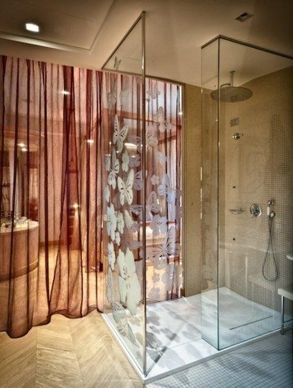 Фотография: Ванная в стиле Современный, Дома и квартиры, Городские места, Отель, Модерн, Милан, Замок – фото на INMYROOM