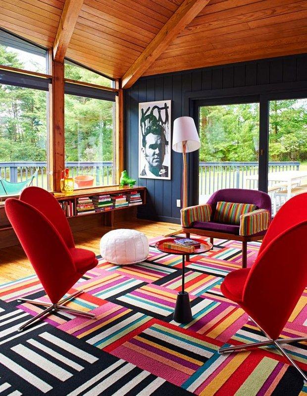 Фотография: Мебель и свет в стиле Эклектика, Дизайн интерьера, Декор – фото на INMYROOM