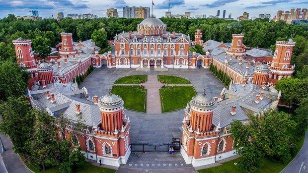 Петровский путевой дворец, фото: rbth.com