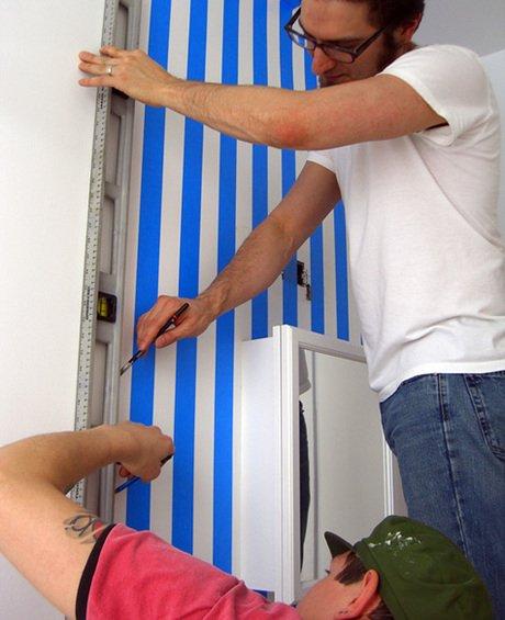 Фотография: Гостиная в стиле Эклектика, Ванная, DIY, Интерьер комнат, Переделка – фото на INMYROOM