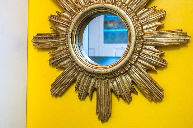 Фотография: Декор в стиле Современный, Эклектика, Кухня и столовая, Интерьер комнат – фото на INMYROOM