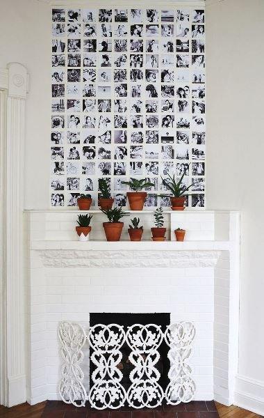 Фотография: Декор в стиле Прованс и Кантри, Декор интерьера, Квартира, Аксессуары, Советы, чем украсить пустую стену, идеи декора пустой стены – фото на INMYROOM