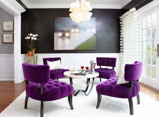 Фотография: Кухня и столовая в стиле Прованс и Кантри, Современный, Декор интерьера, Дизайн интерьера, Цвет в интерьере – фото на InMyRoom.ru