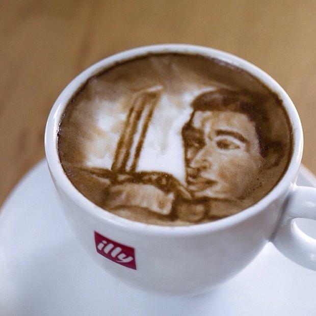 Фотография:  в стиле , Нью-Йорк, Истории, Истории людей, Майк Брич, Кофе – фото на INMYROOM