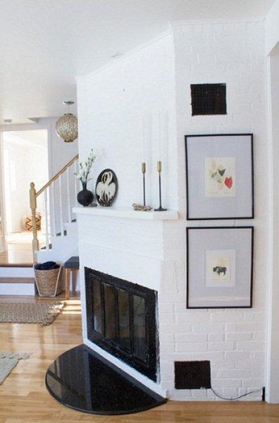 Фотография: Декор в стиле Скандинавский, DIY, Дом, Дома и квартиры, Камин – фото на INMYROOM