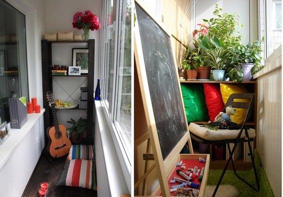 Фотография: Спальня в стиле Восточный, Балкон, Декор интерьера, Квартира, Интерьер комнат – фото на INMYROOM