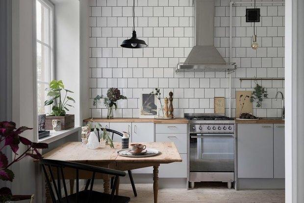 Фотография:  в стиле , Кухня и столовая, Советы, кухня, ошибки в ремонте – фото на INMYROOM